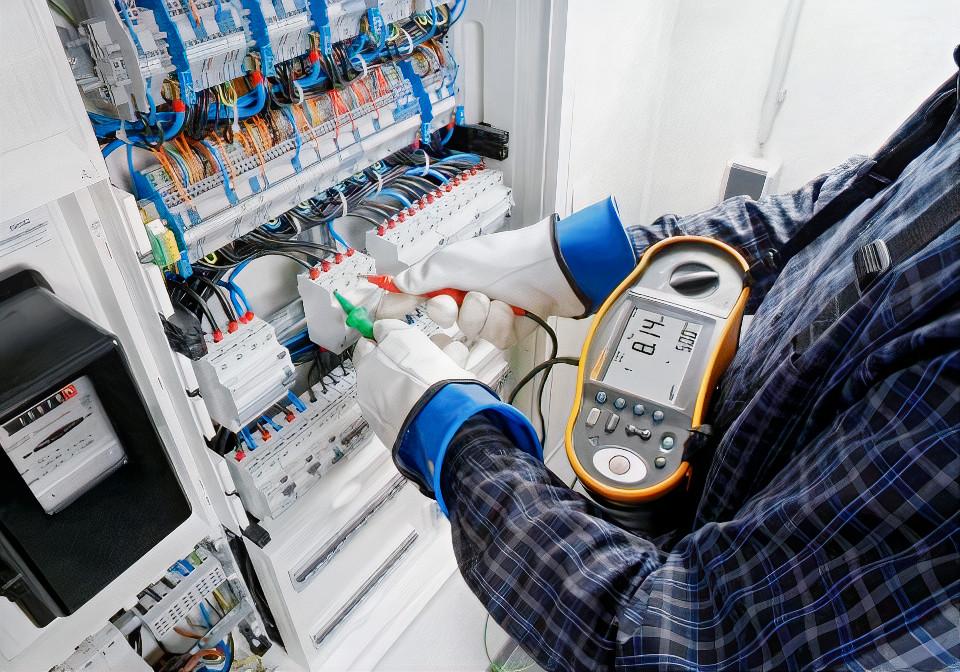Onderhoud elektra installatie